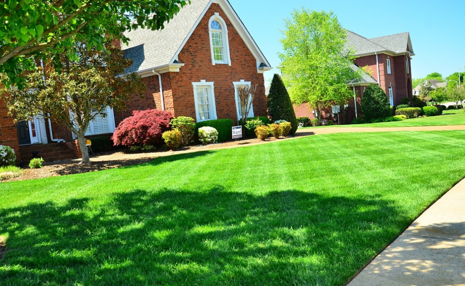 lawn care brookfield ct